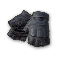 Fingerless Gloves (Leather)