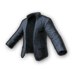 Mandarin Jacket (Blue)