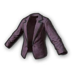 Woman's Tuxedo Jacket (Purple)