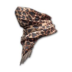 Cloth Mask Leopard