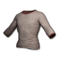 Long-sleeved T-shirt (Red)